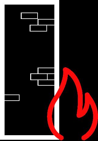 Wymiana elewacji z palnej na niepalną.